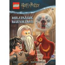 LEGO HARRY POTTER - MULATSÁGOK ROXFORTBAN - AJÁNDÉK DUMBLEDOR PROFESSZOR MINIFIGURÁVAL!