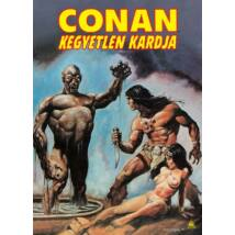 CONAN - KEGYETLEN KARDJA 3. (KÉPREGÉNY)