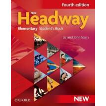 NEW HEADWAY ELEMENTARY STUDENT'S BOOK - FOURTH EDITION - NEW