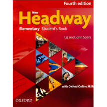 NEW HEADWAY ELEMENTARY STUDENT'S BOOK - FOURTH EDITION - WITH OXFORD ONLINE SKILLS - NEW