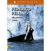 FEDERICO FELLINI VÁLOGATÁS 3 DVD