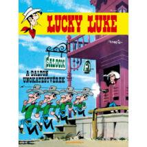 LUCKY LUKE 41. - A DALTON UNOKATESTVÉREK