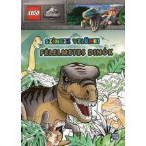 LEGO JURASSIC WORLD - SZÍNEZZ VELÜNK - FÉLELMETES DINÓK