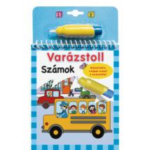 VARÁZSTOLL - SZÁMOK
