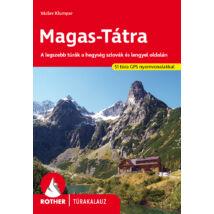 MAGAS-TÁTRA ROTHER TÚRAKALAUZ