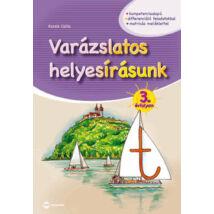 VARÁZSLATOS HELYESÍRÁSUNK 3. ÉVFOLYAM