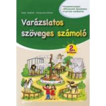 VARÁZSLATOS SZÖVEGES SZÁMOLÓ 2. ÉVFOLYAM