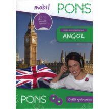 PONS - MOBIL NYELVTANFOLYAM ANGOL CD