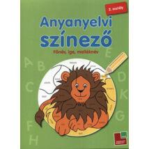 ANYANYELVI SZÍNEZŐ - FŐNÉV, IGE, MELLÉKNÉV - 2. OSZTÁLY