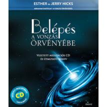BELÉPÉS A VONZÁS ÖRVÉNYÉBE + CD