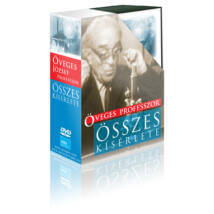 ÖVEGES PROFESSZOR ÖSSZES KÍSÉRLETE DVD