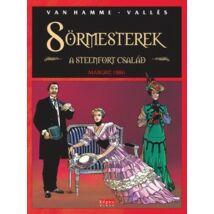 SÖRMESTEREK 2 – A STEENFORT CSALÁD – MARGRIT, 1886