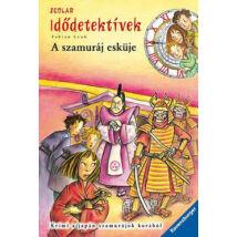 A SZAMURÁJ ESKÜJE - IDŐDETEKTÍVEK 14.