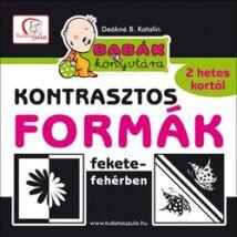 KONTRASZTOS FORMÁK FEKETE-FEHÉRBEN