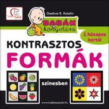 KONTRASZTOS FORMÁK SZÍNESBEN