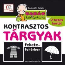 KONTRASZTOS TÁRGYAK FEKETE-FEHÉRBEN