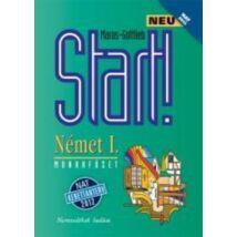 START! NEU NÉMET I. MUNKAFÜZET NT-56440/M/NAT