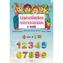LÉPÉSELŐNYBEN MATEMATIKÁBÓL 2. OSZT./1.