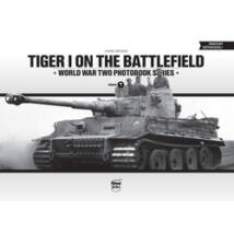TIGER I ON THE BATTLEFIELD