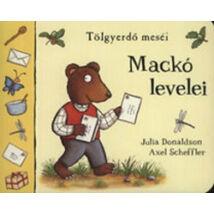 MACKÓ LEVELEI - TÖLGYERDŐ MESÉI