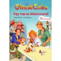 OLVASÓ CINKE - EGY NAP AZ ÁLLATORVOSNÁL