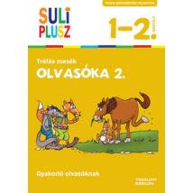 OLVASÓKA 2. - TRÉFÁS MESÉK