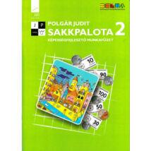 SAKKPALOTA 2. - KÉPESSÉGFEJLESZTŐ MF. NT-80472/M