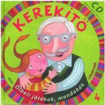 KEREKÍTŐ 4. CD MELLÉKLETTEL