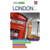 LONDON ÚTIKÖNYV - DREAM TRAVEL