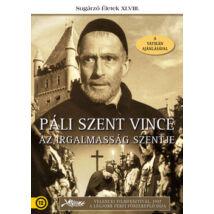 PÁLI SZENT VINCE - AZ IRGALMASSÁG SZENTJE DVD