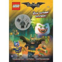 LEGO BATMAN - ÜDV GOTHAM CITYBEN