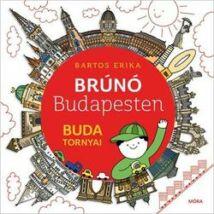 BRÚNÓ BUDAPESTEN - BUDA TORNYAI