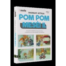 POM POM MESÉI II. DVD - DIGITÁLISAN FELÚJÍTOTT