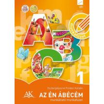 AZ ÉN ÁBÉCÉM 1. MUNKAFÜZET AP-010127
