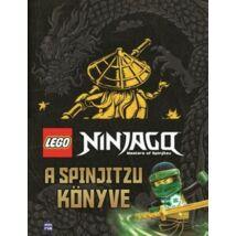 LEGO NINJAGO - A SPINJITZU KÖNYVE