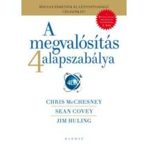 A MEGVALÓSÍTÁS 4 ALAPSZABÁLYA