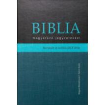 BIBLIA - MAGYARÁZÓ JEGYZETEKKEL