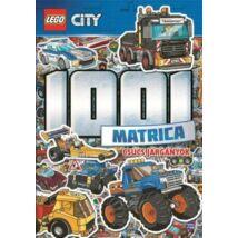 LEGO CITY 1001 MATRICA - CSÚCSJÁRGÁNYOK