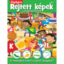 REJTETT KÉPEK A LEGKISEBBEKNEK 2.