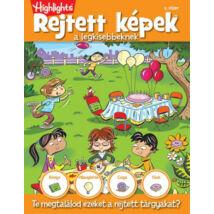 REJTETT KÉPEK A LEGKISEBBEKNEK 3.