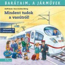 MINDENT TUDOK A VASÚTRÓL! - BARÁTAIM, A JÁRMŰVEK