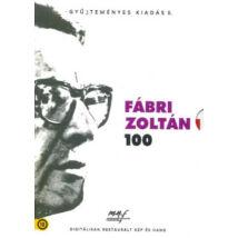FÁBRI ZOLTÁN II. 100 DVD - DIGITÁLISAN FELÚJÍTOTT