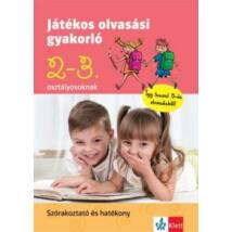 JÁTÉKOS OLVASÁSI GYAKORLÓ 2-3. OSZTÁLYOSOKNAK