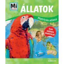 MI MICSODA MATRICÁS ALBUM - ÁLLATOK