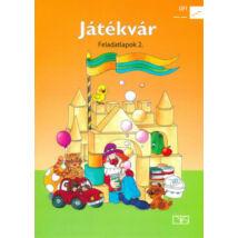 JÁTÉKVÁR - FELADATLAPOK II. NT-98540/F/1