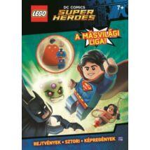 LEGO DC SUPER HEROES - A MÁSVILÁGI LIGA