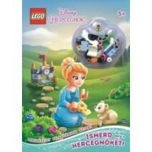 LEGO DISNEY HERCEGNŐK - ISMERD MEG A HERCEGNŐKET