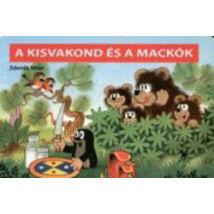 A KISVAKOND ÉS A MACKÓK -LAPOZÓ-