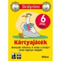 SIRÁLYRÖMI - SIRÁLYREJTVÉNY - KÁRTYAJÁTÉK