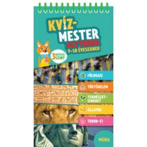 KVÍZMESTER - AGYTORNA 9-10 ÉVESEKNEK
